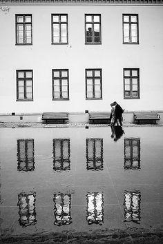 Reflected couple