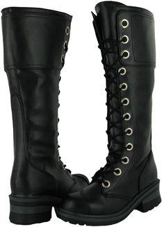 WTB: Knee high combat boots - Cosplay.com