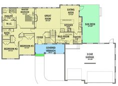 Single Story Living With Expansion Below - 81629AB  1719sqft Ranch, Canadian, 1st Floor Master Suite, Butler Walk-in Pantry, CAD Available, Media-Game-Home Theater, PDF, Sloping Lot   Architectural Designs