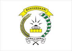 Logo Bhayangkari Vector