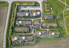 Living In A Modern EcoVillage...