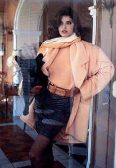 80s90sredux:    Linda Evangelista 1980's