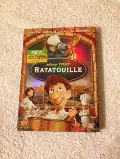 Ratatouille DVD Movie | eBay
