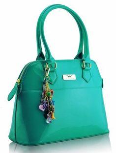 KCMODE Womens Green Emerald Turquoise Blue Patent Tote Shoulder Handbag KCMODE,http://www.amazon.com/dp/B00EZ3ZDVY/ref=cm_sw_r_pi_dp_D74Csb1F3CX9H7X3
