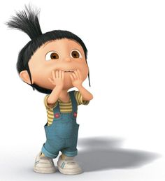 Image result for despicable me 3 agnes