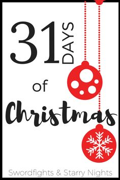 31 Days of Christmas traditions, crafts, ideas for home & family Christmas Holiday, Holiday Crafts, Starry Nights, 31 Days, Family Gifts, Christmas Traditions, Home And Family, Craft Projects, Sparkle