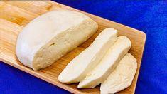 Mozzarella, Recipies, Bread, Food, Youtube, Home, 2 Ingredients, Milk, Diy