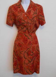 Tommy Bahama Matching Skirt & Blouse Outfit Size 6 $39.99 #guysbizgiftworld