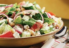 25 Low-Cal Salads That Fill You Up