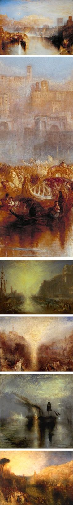 lines and colors :: a blog about drawing, painting, illustration, comics, concept art and other visual arts » The EY Exhibition: Late Turner – Painting Set Free