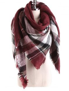 GET $50 NOW | Join RoseGal: Get YOUR $50 NOW!http://www.rosegal.com/scarves/warm-tartan-plaid-blanket-shawl-849608.html?seid=7473106rg849608