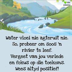 Morning Inspirational Quotes, Good Morning Quotes, Afrikaans Quotes, True Words, Bible Verses, Qoutes, Art Photography, Language, Image