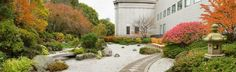 """Tenshin-En, which means the """"Garden in the Heart of Heaven,"""" was designed after Zen temple gardens of 15th-century Japan. Come join us again, or discover this peaceful garden for the first time."""