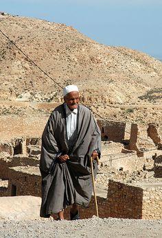 vieil homme toujane tunisie  by ichauvel, via Flickr
