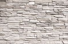 White stonewall wall paper  Mural  Stone wall decor by Great Art 827 Inch x 55 Inch >>> Click image for more details.Note:It is affiliate link to Amazon.
