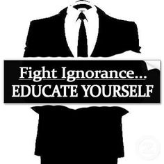 """""""Education is the work of a lifetime and does NOT only include schooling… Be a lifelong student of life…"""" Management Bienveillant, Humour And Wisdom, V For Vendetta, Free Thinker, Question Everything, Speak The Truth, That Way, Anonymous, Life Lessons"""