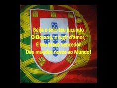 Hino Nacional de Portugal - A Portuguesa (versão completa/com letra)