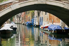 Photograph - Venice Canal Boat by Silvia Bruno