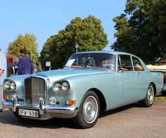 1964 Sports Saloon Koren by Mulliner Park Ward (chassis BC62XC)
