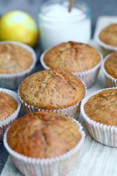 Dutch Recipes, Sweet Recipes, Baking Recipes, Snack Recipes, Healthy Cake, Vegan Cake, Healthy Baking, Healthy Snacks, Citroen Cake