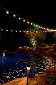 Dallas landscape lighting installed all of the lighting and dallas landscape lighting installs several types of outdoor lighting such as tree lighting pathway lights in foreground pool spa lighting aloadofball Images
