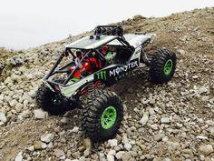 Rivas Concepts Axial Hybrid. Scx10 based exo terra ...