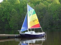 West Wight Potter sailboats, the Potter 15 and Potter are a fantastic buy for the trailerable sailboat seeker. Cool Boats, Small Boats, Liveaboard Sailboat, Small Sailboats, Cruise Boat, Weekend Fun, Beautiful World, Gallery, Beach