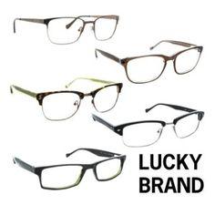 e30141e527fd Hot new men s Lucky Brand frames available at Eyeglass World! Mens Frames
