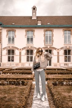 Champagne cellars & party at the Grand Palais in Paris - Tiphaine Marie - Switzerland based fashion blogger | swiss fashion blog | blog mode Suisse Romande