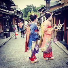 Geishe, Kyoto