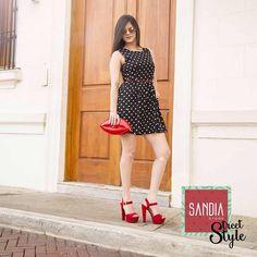 Ya sabes que te pondrás para este weekend?? Pasa por Sandia Store y encuentra tu #SandiaStreetStyle