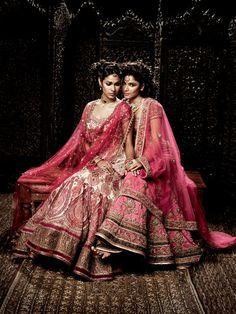 Tarun Tahiliani Bridal Couture!!