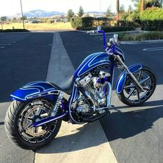 Zach Ness Hot Bike Biker Build Off