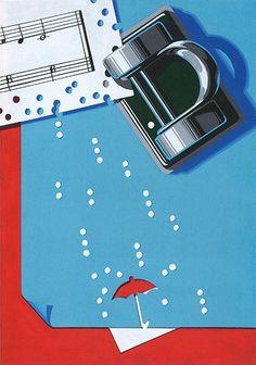 デザイン工芸コースギャラリー | 横浜美術学院 難関美大への現役合格ならhamabi! Science Illustration, Graphic Illustration, Holography, Composition Design, Music Logo, Japan Design, Graphic Design Posters, Paper Art, Drawings