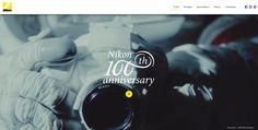 Le 18 tappe fondamentali nella storia Nikon