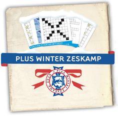 Puzzel mee met de Plus Winter Zeskamp! - Plus Winter Zeskamp