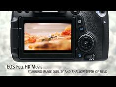 Canon EOS 70D Highlight video