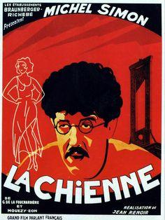 La Chienne (The Bitch) (1931) Director: Jean Renoir
