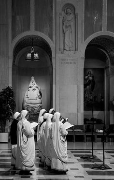Basilica of the National Shrine of the Immaculate Conception - Washington D.C.