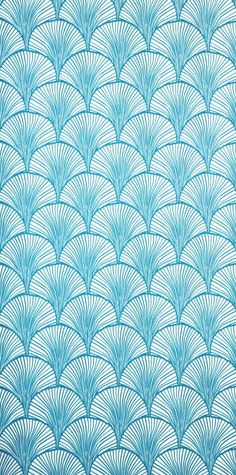 """Wallpaper """"Nippon"""" from Mimou.-- Maybe the wall with the fireplace would look nice with wall paper over it... hhmm..."""