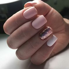 Pinterest: @isadora6 #nails #cutenails #unhas