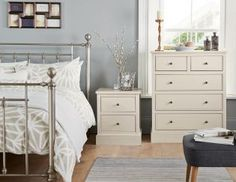 Bedroom Furniture: Hove Chest from the Next