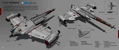 """ArtStation - Concept """"F 503'', Denis Melnychenko"""