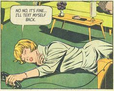 "19 Depressingly Relatable Relationship Comics That Are Too On Point - Funny memes that ""GET IT"" and want you to too. Get the latest funniest memes and keep up what is going on in the meme-o-sphere. Marvel Girls, Comics Girls, Romance Comics, Roy Lichtenstein, Deathstroke, Comic Books Art, Comic Art, Book Art, Pop Art Vintage"
