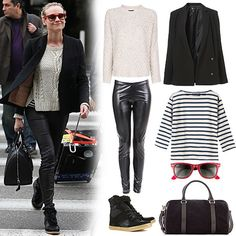 This Weekend We Want to Look Like Diane Kruger