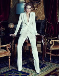 """""""The most important power we have is within ourselves,"""" – Cate Blanchett  Harpers Bazaar UK April 2012"""