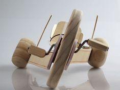 Wooden Trike: