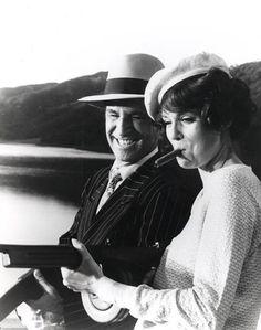 Don Adams & Barbara Feldon, Get Smart
