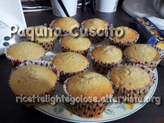 Muffin alla banana | Ricette Light&Golose