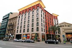 Hotel Jazz,  Barcelona... Nice!